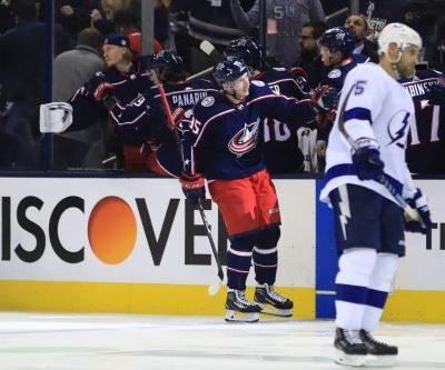 Opinion: Lightning heading toward an all-time playoff implosion down 3-0 to Blue Jackets