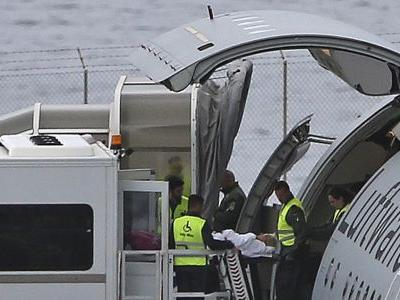 German plane evacuated Madeira bus crash survivors