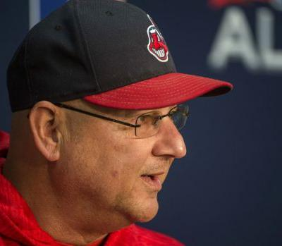 Cleveland Indians manager Terry Francona: 'As long as we're still breathing, we're still breathing'