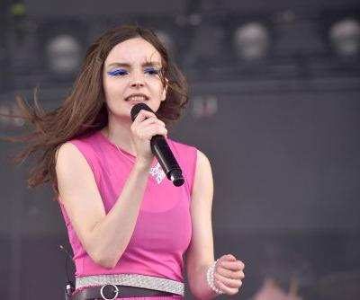 Chvrches' Lauren Mayberry Does A Dramatic Reading Of Omarosa's Book Prologue