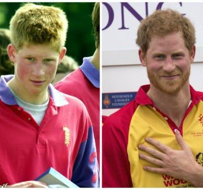 Here's what 9 British royals looked like as kids