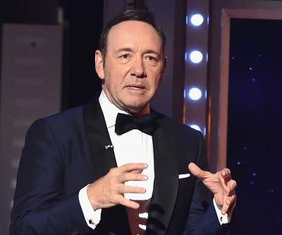 Kevin Spacey sued by masseuse over alleged sexual assault