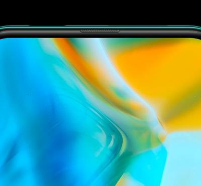 Huawei patents a phone with a weird notch solution