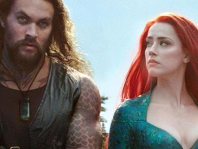 Johnny Depp Allegedly Asked Warner Bros. Boss To Fire Amber Heard From Aquaman