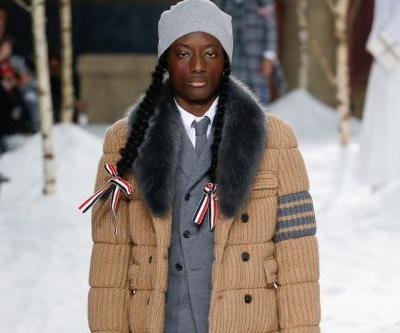 Thom Browne Reworks Sleeping Bags for Fall/Winter 2018