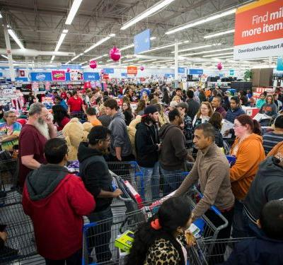 Walmart is kicking off Black Friday on Thanksgiving with millions of free cookies and cups of coffee