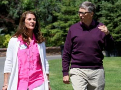How old is Bill Gates? How old is Melinda Gates?
