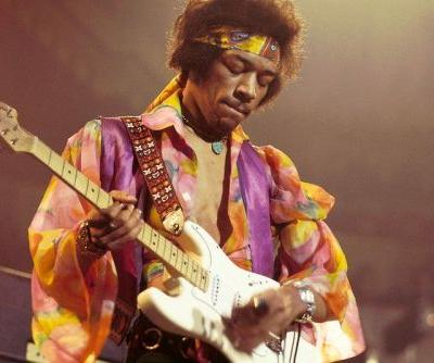 Jimi Hendrix's Vintage Guitar Auctions for Over $200K USD