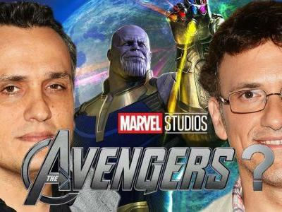 Avengers 4 Reshoots Officially Begin As Directors Post Set Photo