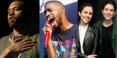 Kid Cudi Shares Note Thanking Kanye, Tegan and Sara, Pete Davidson, More