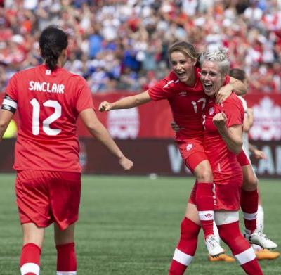 Canadian women win bronze medal at Algarve Cup in penalty shootout