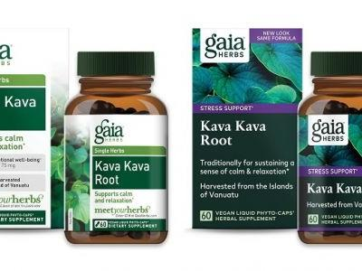 Gaia Herbs unveils 'less clinical' new package design, hemp line, and more at Expo West 2019