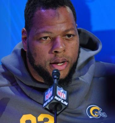 Once NFL's 'villain,' Ndamukong Suh reshapes legacy in Super Bowl shot with Rams