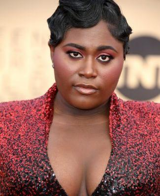 Danielle Brooks's Perfect SAG Awards Beauty Look Includes Fenty Products