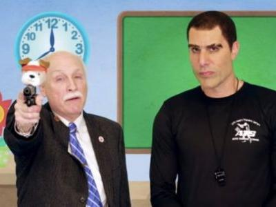 Watch 10 Insane Minutes of Sacha Baron Cohen's 'Who is America?' Right Now
