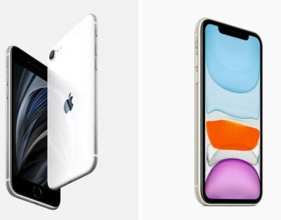 IPhone SE v iPhone 11: What are the differences between Apple's phones?