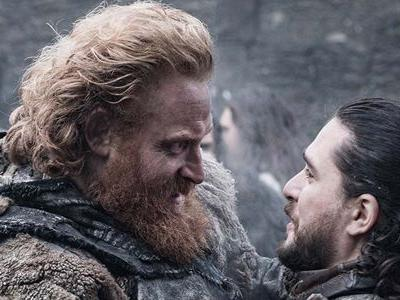 A Game Of Thrones Spinoff With Ghost And Tormund Is 'A Great Idea,' Actor Says