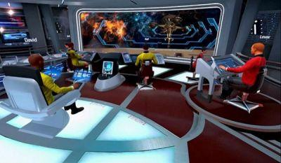 New Star Trek: Bridge Crew Update Will Make You Feel Even More Like A Starfleet Officer