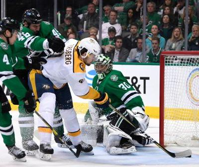 Preds win Game 3 with Pekka, power from Forsberg and poise in the end