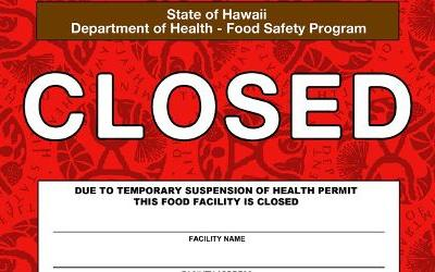 Hawaii revises food safety regs a year after Hep A outbreak