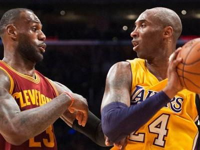 LeBron James posts an emotional tribute to Kobe Bryant after his untimely death