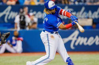 Blue Jays erase four-run ninth inning deficit, stun Rays with walk off HR in 12th