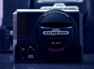 Sega Genesis Mini is 50% off for 4th of July - only $40