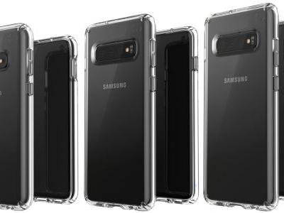 Latest Samsung Galaxy S10 leak shows off three models