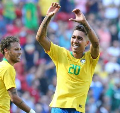 'I'm here when needed' - Firmino unfazed by Gabriel Jesus World Cup rivalry