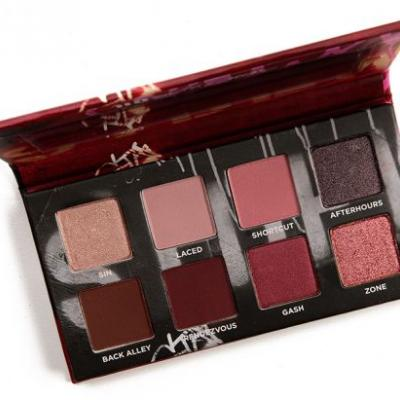 Urban Decay Shortcut On the Run Mini Eyeshadow Palette Review & Swatches