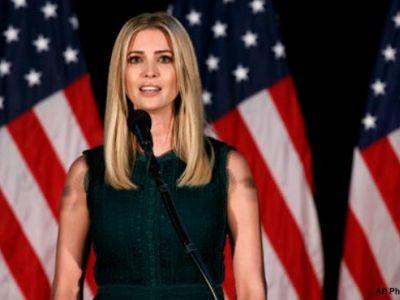 Ivanka Trump coming to Kent County Monday