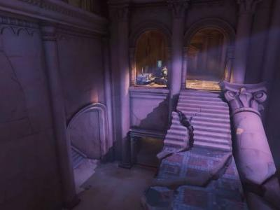 Overwatch Shows Off Its Latest Map, Petra