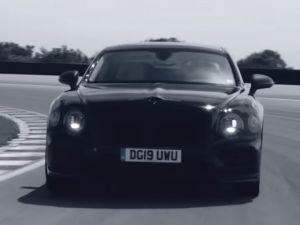 Next-Gen Bentley Flying Spur To Be Revealed On June 11