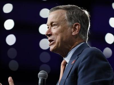AP source: Hickenlooper expected to end 2020 bid on Thursday