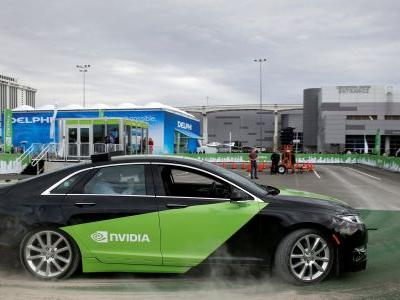 Nvidia's crazy valuation isn't so crazy when you think about self-driving cars