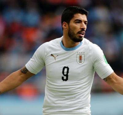 'Even Pele had off days' - Tabarez backs Suarez after disappointing World Cup bow