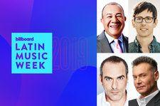 'The View From the Top: A Conversation With Industry Leaders' Set for Billboard Latin Music Week