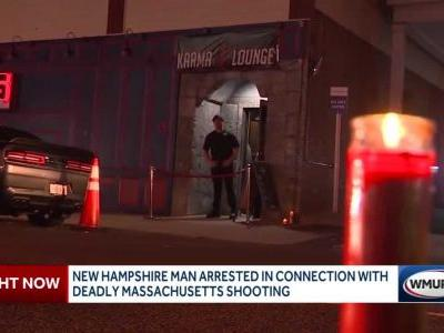 New Hampshire man arrested in connection with deadly shooting