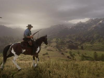 Red Dead Redemption 2's Full Map Has Been Leaked