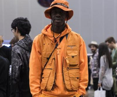 Streetsnaps: Bright Colors and Big Logos at Sneaker Con Melbourne