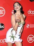 We'd Gladly Go Deep-Sea Diving For the Versace Starfish Dress Dua Lipa Wore to the AMAs
