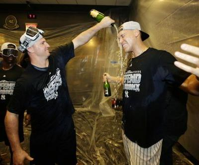 Yankees clinch American League wild card berth