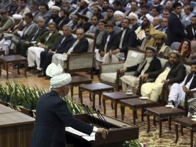 Afghan grand council sets recommendations for Taliban talks