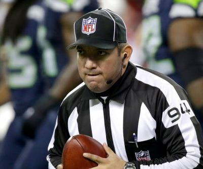 NFL fires referee after absurd missed call