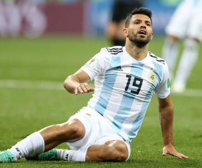 'He can say what he wants' - Aguero takes aim at Sampaoli after Argentina fiasco