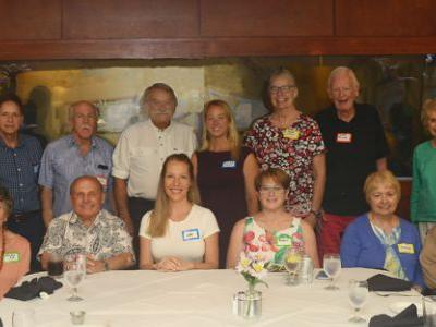 West Florida Chapter Combats Summer Heat With Discussion of Arctic Travel Destinations