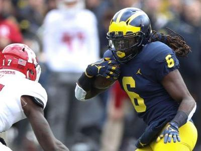 Michigan football's Kareem Walker, former top recruit, leaves program