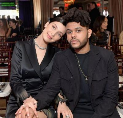 The Weeknd Is Totally Trying to Win Bella Hadid Back With These New Songs, Right?