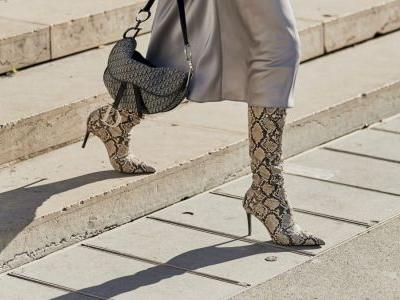 26 Snakeskin-Print Shoes to Help Ease You Into Fashion's Favorite Pattern