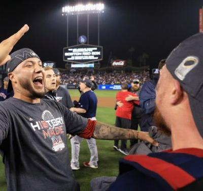 Boston Red Sox close out Los Angeles Dodgers in Game 5 to win fourth World Series since 2004